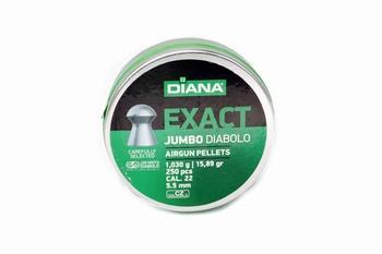 Diana Exact Jumbo Diabolo 5,5mm/.22