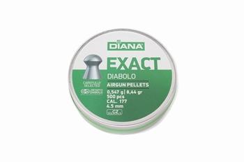 Diana Exact Diabolo 4,5mm/.177(4,51)