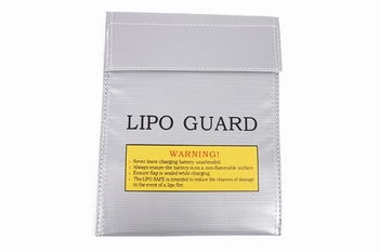 U-13 Large Safe Bag for LiPO & Li-ON Batteries