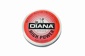 Diana Diabolo High Power 5,5mm/.22