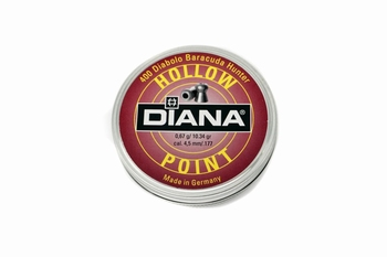 Diana Diabolo Hollow point 4,5mm/.177