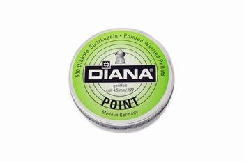Diana Diabolo Point 4,5mm/.177