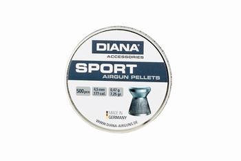 Diana Diabolo Sport 4,5mm/.177