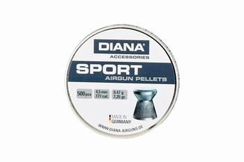 Diana Diabolo Sport 5,5mm/.22