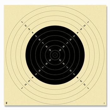 Kruger Target 104x102cm 5 stuks