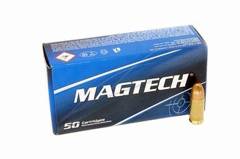 CBC/Magtech 9mm Luger - 115 grain - FMJ
