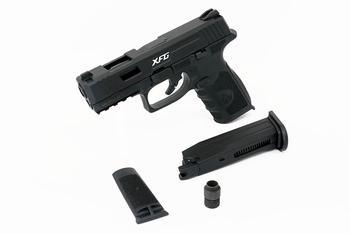 ICS BLE-XFG Gas Blowback Pistol Black