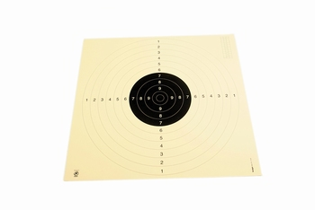 Kruger Target 52x55cm 10 stuks