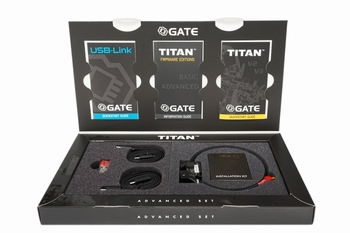 GATE TITAN V2 NGRS (Next Gen Recoil Shock) Advance Set