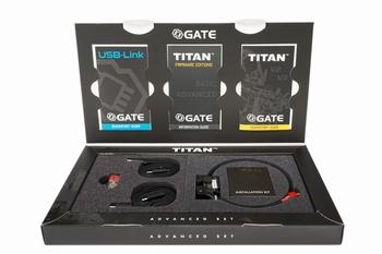 GATE TITAN V2 NGRS (Next Gen Recoil Shock) Advance Set