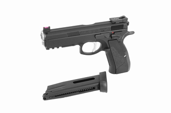ASG CZ SP-01 Shadow GBB ACCU CO2