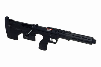 SRS A2 Sport 16 Inch Barrel Black Stock