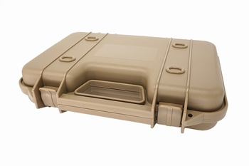 ASG Pistolcase 31x19x7cm Desert