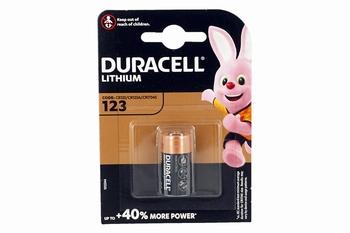 Duracell CR123A