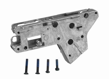 ICS CS4/CXP SSS Lower Gearbox Shell (inc. screws)