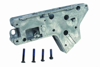 ICS CXP APE Lower Gearbox Shell (inc. screws)