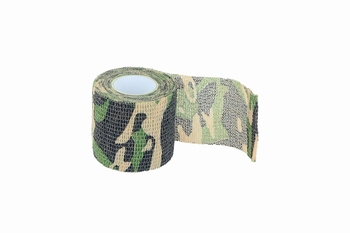Fosco Stretch Bandage Woodland 4 colors