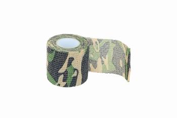 Fosco Stretch Bandage Woodland 4 kleuren