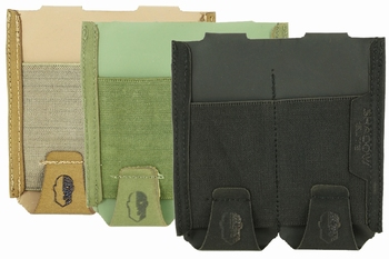 Shadow Elite Low Profile Pistol Mag Pouch Double
