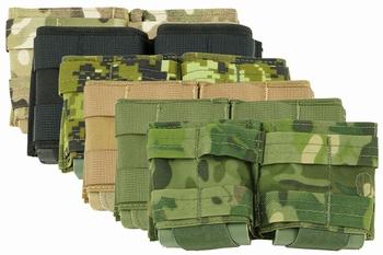 Shadow Elite GripTac M4/M16 Mag Pouch Double