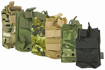 Shadow Strategic Stacker Open-Top M4 Mag Pouch Single