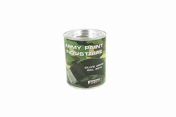 Fosco RAL 6014 olive drab 1Liter verf