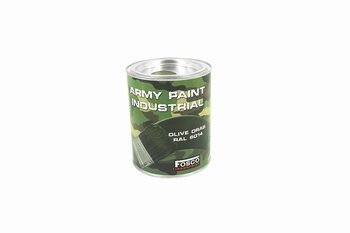 Fosco RAL 6014 Olive Drab 1 Liter Paint