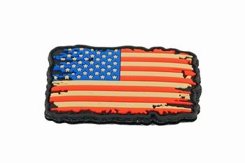 Patch PVC USA Vintage
