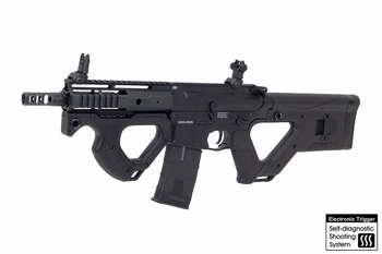 ICS ASG HERA-Arms CQR Black S3