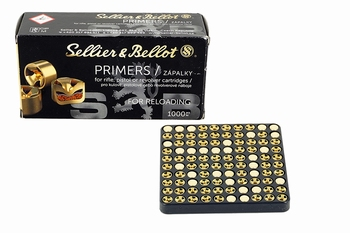 Sellier & bellot Primer Large pistol 5,3mm Boxer 1000Pcs