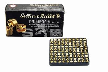 Sellier & bellot Primer Large pistol 5,3mm Boxer 1000Pcs