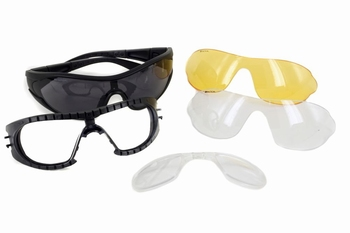 Bollé Raider Kit Goggles Black