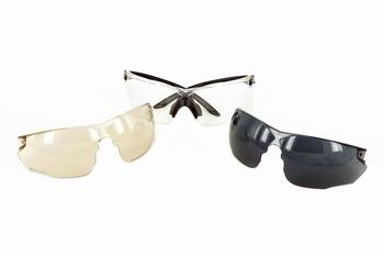 Bollé Combat Brillen Set Zwart