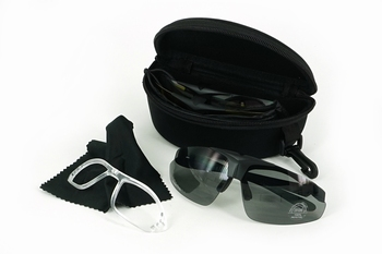 Phantom Tactical Glasses with 3 Lenses