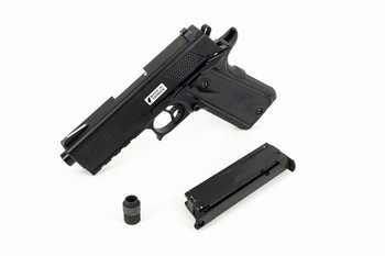 ICS BLE-Korth Gas Blowback Pistol