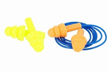 EARMOR M03-M04 MaxDefense Silicone Earplugs