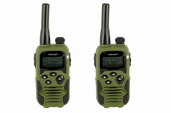 Topcom Twintalker 9500 Airsoft Edition (2 pcs)