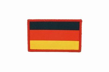 Fostex Patch German Flag