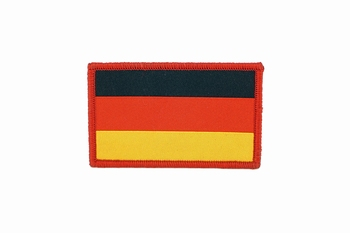 Fostex Patch German Flag