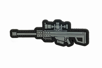 U-13 PVC Patch Gun Barrett M82