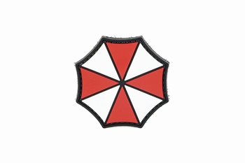 U-13 PVC Patch Resident Evil Umbrella