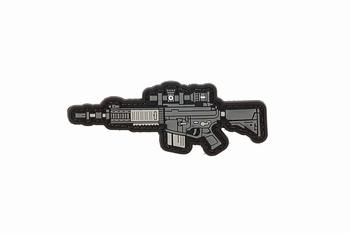 U-13 PVC Patch Gun SR25