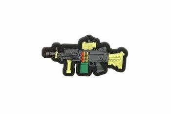 U-13 PVC Patch Gun M249