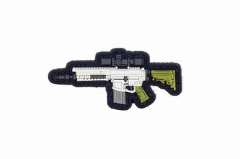 U-13 PVC Patch Gun HK417