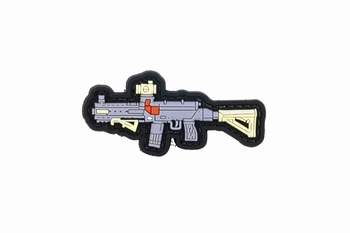 U-13 PVC Patch Gun M4 Tactical