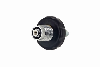 Best Fittings DIN Hand Wheel with 1/8 BSP m/m Adaptor