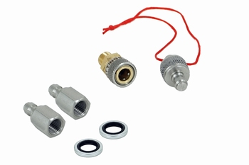 Best Fittings Quick Coupler Starter Kit - 1/8 BSP