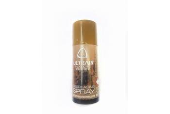 Ultrair degreasing spray