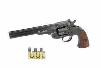 ASG Schofield 6 inch Revolver Aging Black CO2