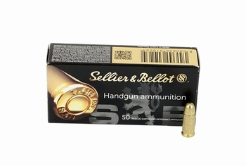 Sellier & Bellot 7,65 Browning 73gr